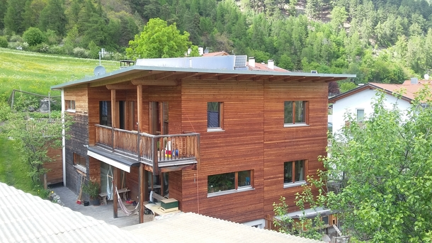 Home exchange in Italy,Taufers im Münstertal, Südtirol,2-storey wooden house in South Tyrol - Alps,Home Exchange  Holiday Listing Image