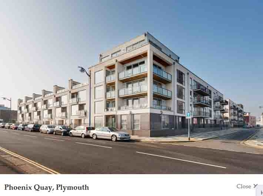 Boligbytte i  Storbritannia,Plymouth, Devon,Waterfront apartment near Citry Centre,Home Exchange & House Swap Listing Image