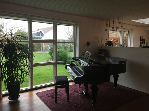Kodinvaihdon maa Tanska,Tilst, ,Family house in Aarhus with a nice garden,Home Exchange Listing Image