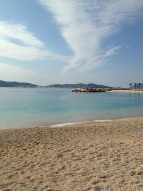 Les plages du Mourillon (5mn en voiture)
