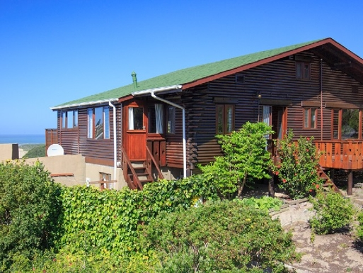 Home exchange in South Africa,Sedgefield, Western Cape,Swiss Chalet with lagoon and sea view,Home Exchange & House Swap Listing Image