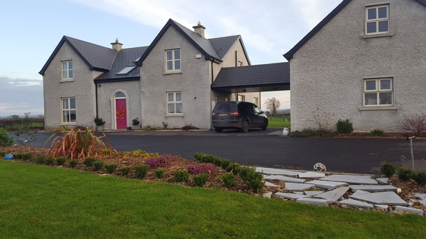Home exchange in Ireland,Freshford, County Kilkenny,Large family home Kilkenny Centre of ireland,Home Exchange & House Swap Listing Image