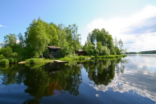 Wohnungstausch in Finnland,Varpaisjärvi, Suomi,mid Finland summerhome by a lake and sauna,Home Exchange Listing Image