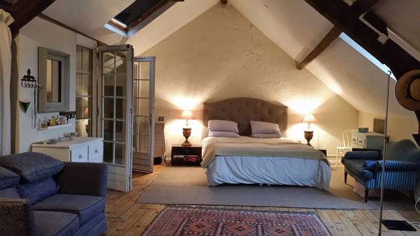 BoligBytte til Frankrig,St Silvain sous Toulx, Limousin,Relax in rural France,Boligbytte billeder