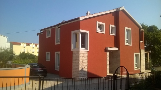 Échange de maison en Croatie,Tribunj, Dalmatia,Big, new flat for swap or rent,Echange de maison, photos du bien