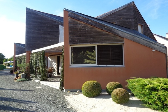 Boligbytte i  Frankrike,THOUARCE, Pays de la Loire,Welcome : house with swimming pool,Home Exchange & House Swap Listing Image