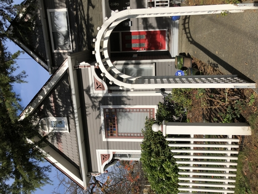 Character Duplex in beautiful Victoria, BC Canada
