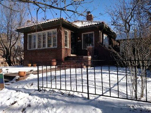 Wohnungstausch in Vereinigte Staaten,Denver, CO,Historic area of Denver home,Home Exchange Listing Image