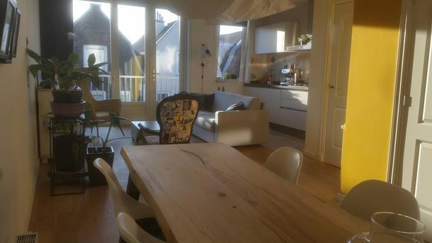 Home exchange country Hollanda,Amsterdam, Noord Holland,Bright City Center Apartment in Amsterdam,Home Exchange Listing Image
