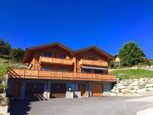 Boligbytte i  Sveits,Nendaz, VS,New home exchange offer in Nendaz - CH,Home Exchange & House Swap Listing Image