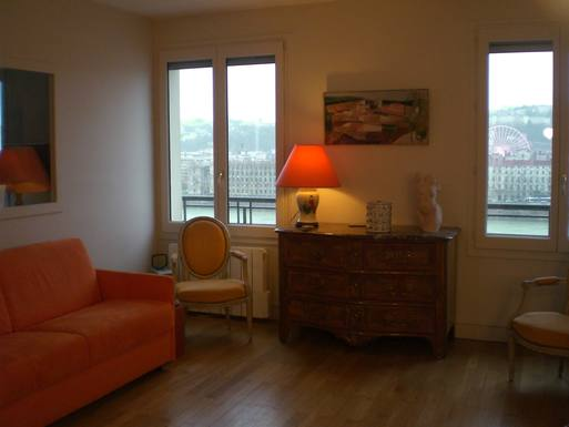 Kodinvaihdon maa Ranska,Lyon, Rhône-Alpes,New home exchange offer in Lyon France,Home Exchange Listing Image