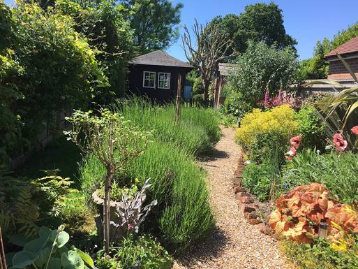 Home exchange in United Kingdom,Botley, Southampton,Character home with country garden,Home Exchange & Home Swap Listing Image