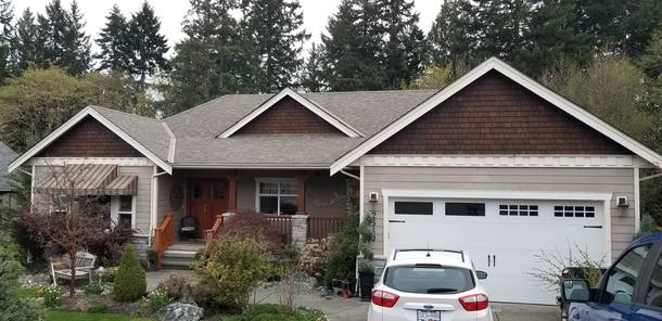 Home exchange in Canada,Mill Bay, BC,New home exchange offer in Mill Bay Canada,Echange de maison, photo du bien
