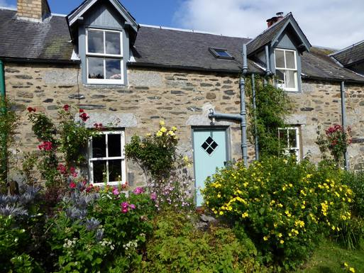Home exchange in United Kingdom,Perthshire, Scotland,Riverview Cottage Scotland United Kingdom,Home Exchange & House Swap Listing Image