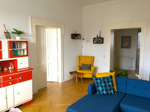 Scambi casa in: Germania,Leipzig, Sachsen,Leipzig, 4-Room-Apartment, city-centre, 125m²,Immagine dell'inserzione per lo scambio di case