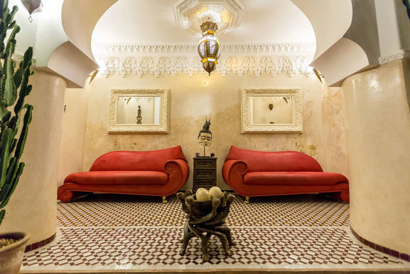 Home exchange country Fas,marrakech, maroc,FREE-Amazing Riad House-Old Médina Marrakech,Home Exchange Listing Image