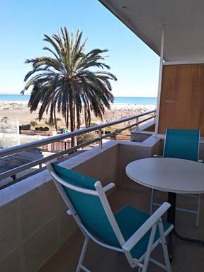 Bostadsbyte i Spanien,Canet de Berenguer, Valencia,Apartamento primera línea de playa,Home Exchange Listing Image