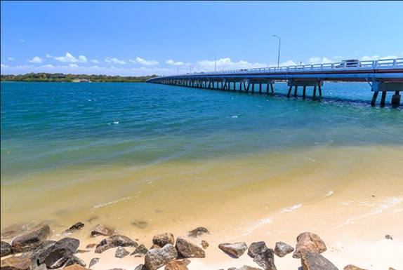 Bridge to Bribie Island