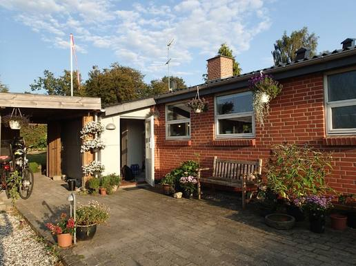 Boligbytte i  Danmark,Ulstrup, Danemark,Kid friendly home with garden - near Århus,Home Exchange & House Swap Listing Image