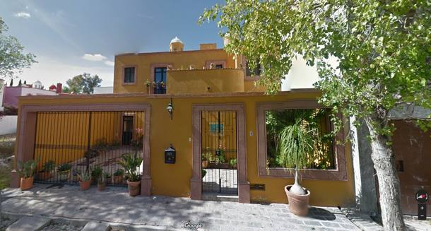 Home exchange country Meksika,San Miguel de Allende, Guanajuato,Villa Marco Polo,Home Exchange Listing Image