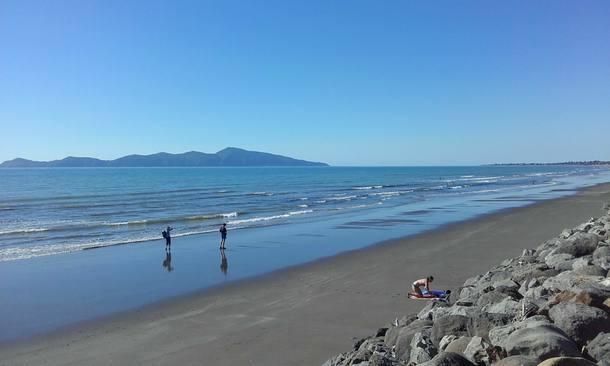 Wohnungstausch in Neuseeland,Paekakariki, Wellington,Cosy house in lovely beach suburb NZ N.Island,Home Exchange Listing Image