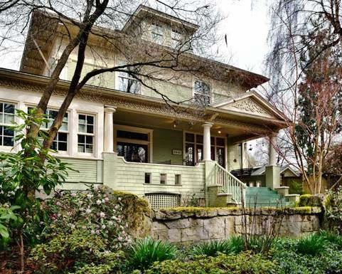 Huizenruil in  Verenigde Staten,Portland, OR,Beautiful Large historic home, great area,Home Exchange Listing Image