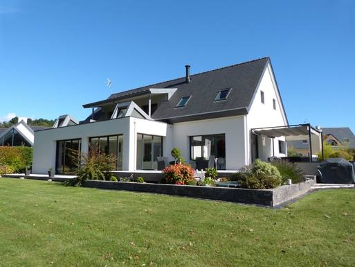 Home exchange in France,La Forêt Fouesnant, Bretagne Sud,Modern House near beaches.,Home Exchange & Home Swap Listing Image