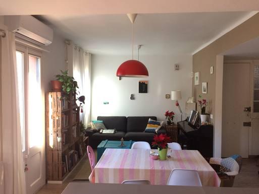 Home exchange in Espagne,Barcelona, Katalonien,New home exchange offer in Barcelona Spain,Echange de maison, photo du bien
