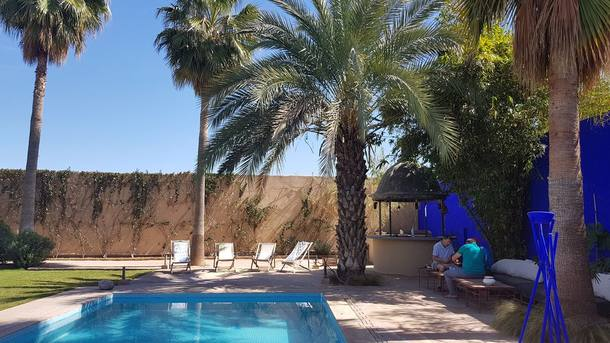 Home exchange in Maroc,MARRAKECH, Marrakech,VILLA IN MARRAKECH CENTER MOROCCO,Echange de maison, photo du bien