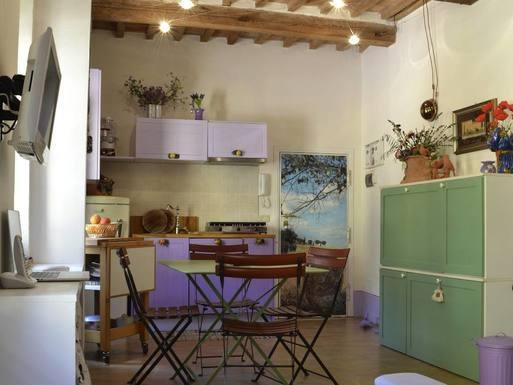 Home exchange in Italy,Campagnatico , toscana,Profumo di glicine tra le piaggine,Home Exchange & House Swap Listing Image