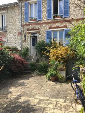 Home exchange country Fransa,Moret sur Loing, Ile de France,Villla Ligustrum,Home Exchange Listing Image