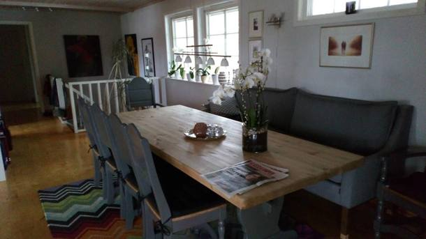 Home exchange in Norway,Tønsberg, Vestfold,Our home is near to the town in a quiet area,Home Exchange & Home Swap Listing Image