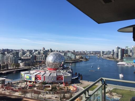 Home exchange in Canada,Vancouver, British Columbia,Vancouver - Great Downtown Location and Views,Home Exchange & Home Swap Listing Image