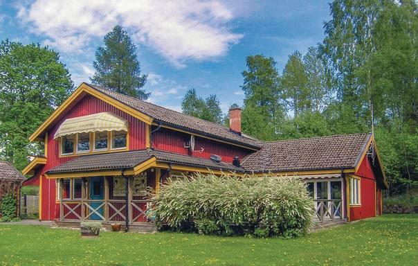 BoligBytte til Sverige,HESTRA, Sverige,Spacious house near ISABERG, HESTRA Sweden,Boligbytte billeder