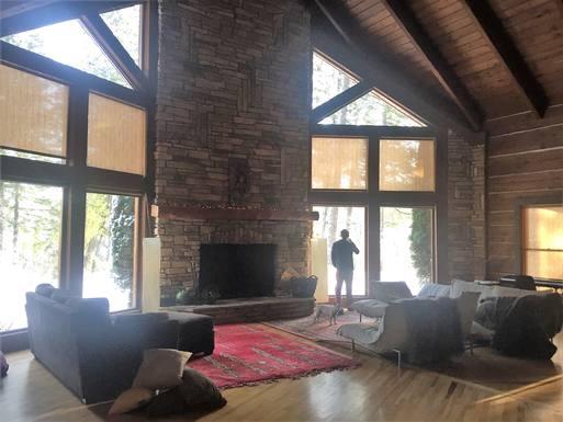 Échange de maison en États-Unis,Oregon City, OR,Gorgeous Riverside Lodge on 40 Acre Farm,Echange de maison, photos du bien