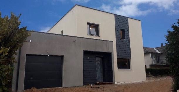 Home exchange in France,chaponost, Rhône Alpes,New house in West of Lyon France,Home Exchange & House Swap Listing Image