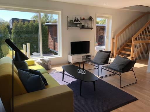 País de intercambio de casas Noruega,Stavanger, Rogaland,Modern house central in Stavanger, Norway,Imagen de la casa de intercambio