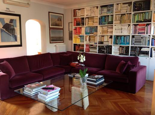 Kodinvaihdon maa Italia,roma, rm,Luxury Penthouse apartment Center Rome,Home Exchange Listing Image
