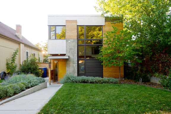 BoligBytte til USA,Salt Lake City, UT,Modern home in charming Salt Lake City,Boligbytte billeder
