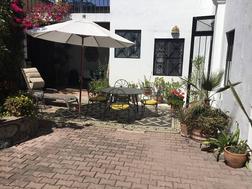 Wohnungstausch in Mexiko,San Miguel de Allende, Guanajuato,Quiet, convenient location, one level apt.,Home Exchange Listing Image