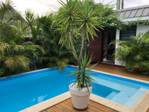 Home exchange in Réunion,SALINE LES BAINS, REUNION,Creole house in a tropical garden,Home Exchange & House Swap Listing Image