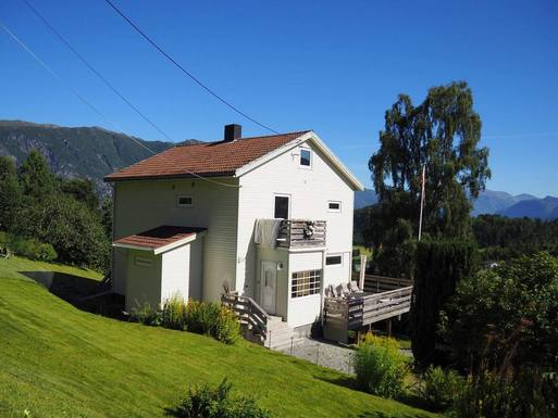 Home exchange in Norway,Stranda, Møre og Romsdal,Large home in Norway - garden and fjords,Home Exchange & House Swap Listing Image