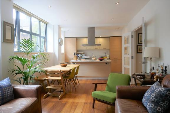 Home exchange in United Kingdom,London, London,3 Bed Family Flat in Central London,Home Exchange & House Swap Listing Image