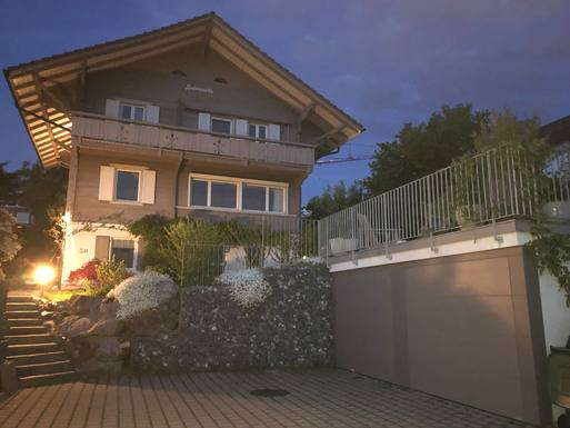 Bostadsbyte i Schweiz,Herrliberg, Bitte wählen,Charming House with Garden near Zurich,Home Exchange Listing Image