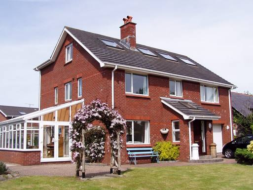 Home exchange in United Kingdom,Bangor, Northern Ireland,Ireland - Bangor, 1m, W - House (2 floors+),Home Exchange & House Swap Listing Image