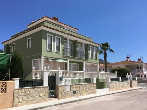 BoligBytte til Spanien,Calabardina, Murcia,Villa Verde, Calabardina,  near Aguilas, 8k,,Boligbytte billeder