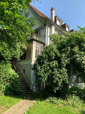 Wohnungstausch in Schweiz,Basel, Basel-Stadt,Beautiful house, garden in Basel Switzerland,Home Exchange Listing Image