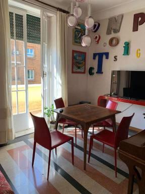 Kodinvaihdon maa Italia,Roma, Lazio,Appartamento con terrazzo in zona semicentral,Home Exchange Listing Image