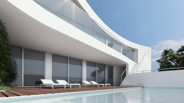 Kodinvaihdon maa Portugali,Praia Da Luz, Algarve,Modern villa in Praia Da Luz,Home Exchange Listing Image