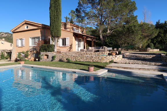 Kodinvaihdon maa Ranska,le tholonet, Choose a province...,Villa and swimming pool, 5 min from  Aix Pce,Home Exchange Listing Image